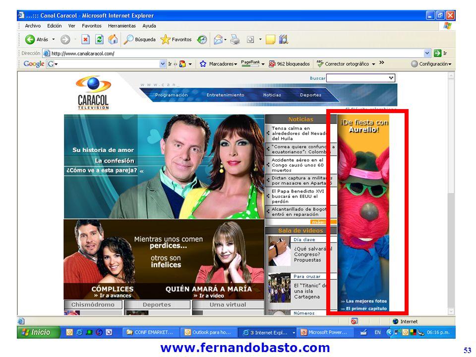 www.fernandobasto.com 53