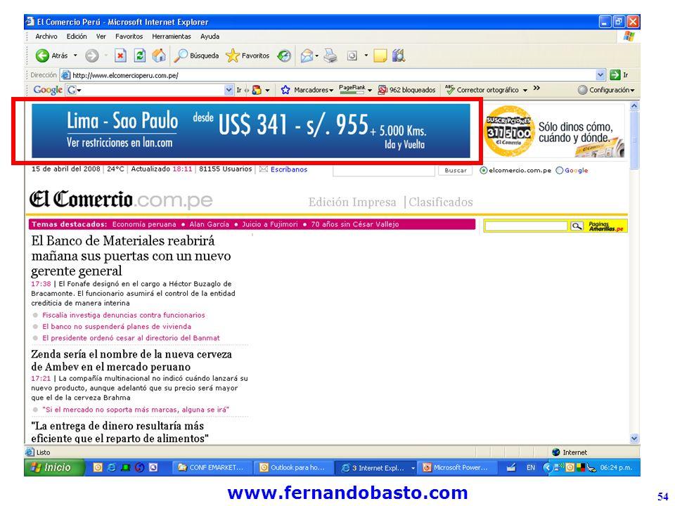 www.fernandobasto.com 54