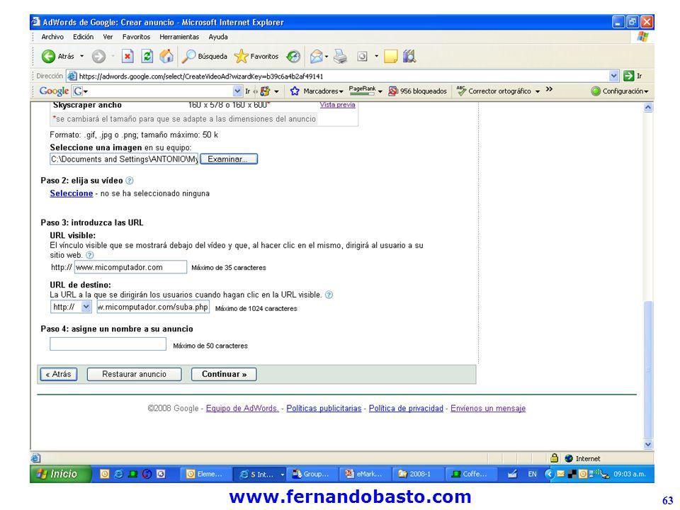 www.fernandobasto.com 63