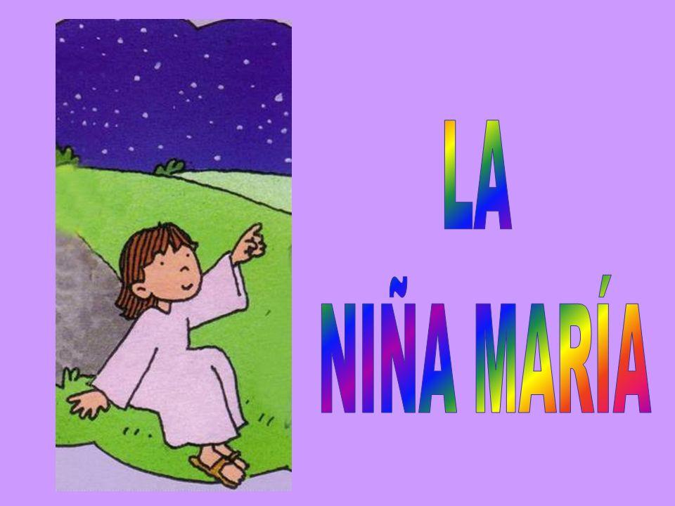 Fiesta de la Niña María ´09: Juntos damos color al mundo… Este cuento nos recuerda mucho a María.