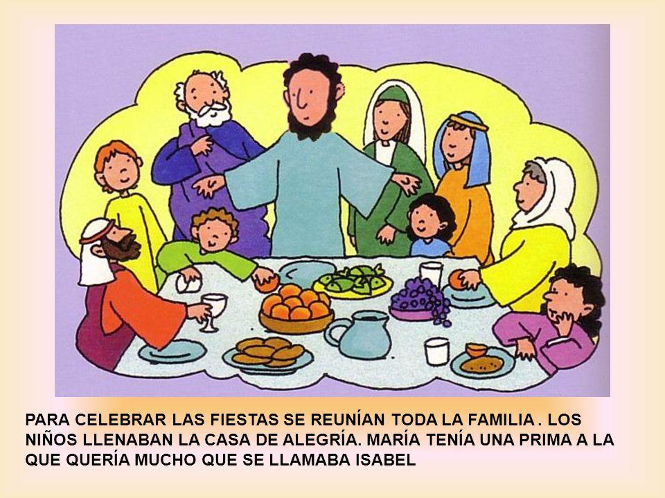 Fiesta de la Niña María ´09: Juntos damos color al mundo… Y para preparar la fiesta de la Niña María vamos a leer un cuento.