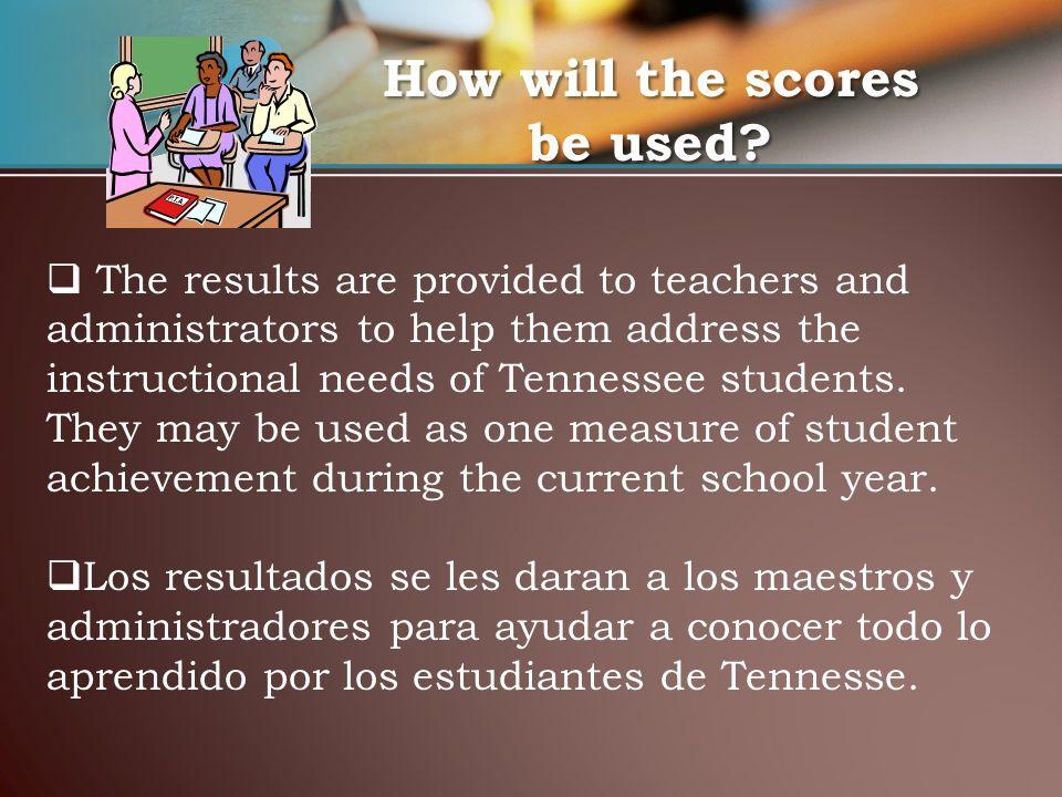 P ARENT T EST -S UPPORT S TRATEGIES Estratégias para los Padres en la Preparación de Exámenes
