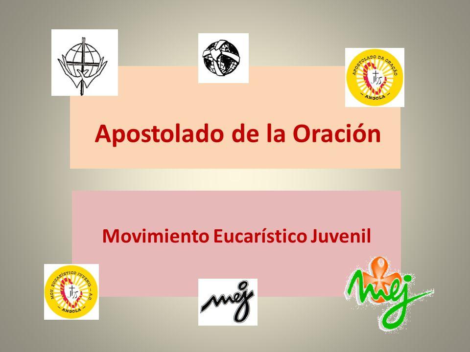 … para ser apóstoles, ofreciendo la vida al servicio del mundo.