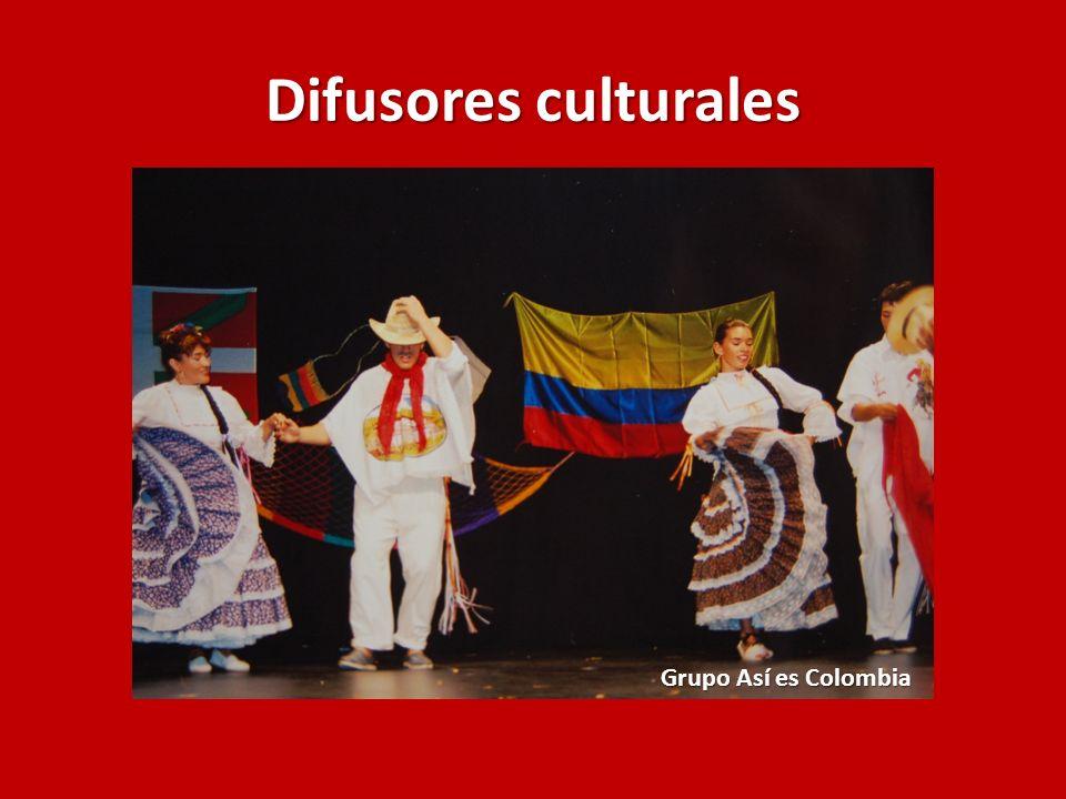 La migración colombiana ha contribuido a que… Empresas colombianas entren al mercado norteamericano y europeo.