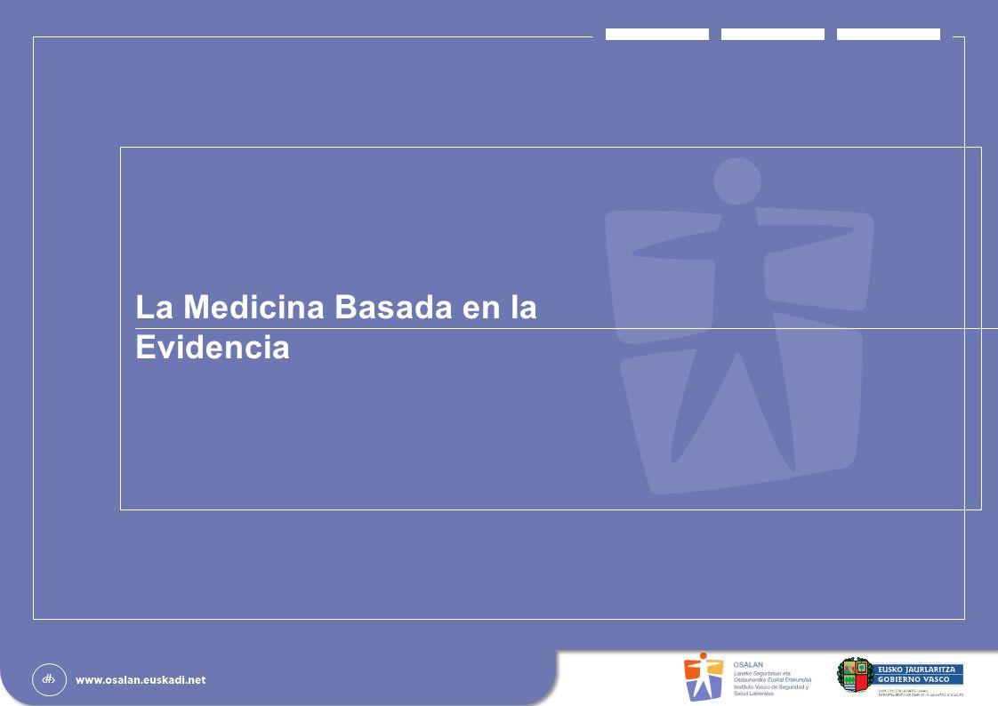 3 Historia La expresión medicina basada en la evidencia (MBE) fue utilizada por primera vez en 1991, en un artículo de Gordon Guyatt publicado en el ACP Journal Club.