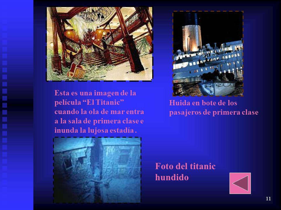 10 Restos del Titanic