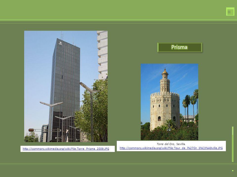 http://commons.wikimedia.org/wiki/File:Torre_Prisma_2009.JPG Torre del Oro, Sevilla.