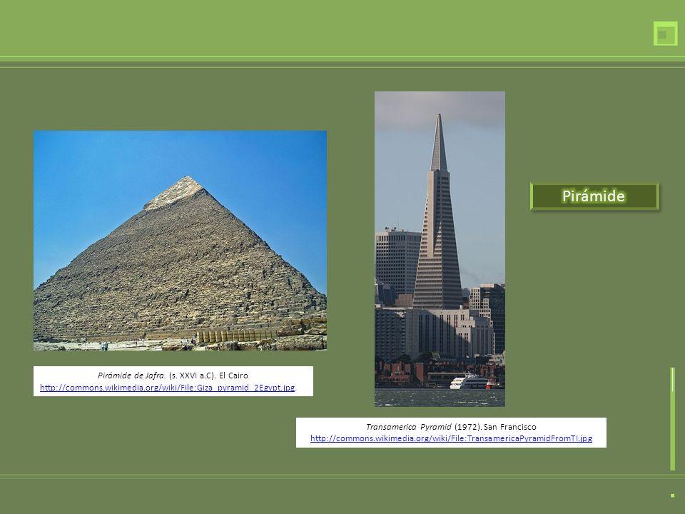 Pirámide de Jafra.(s. XXVI a.C).
