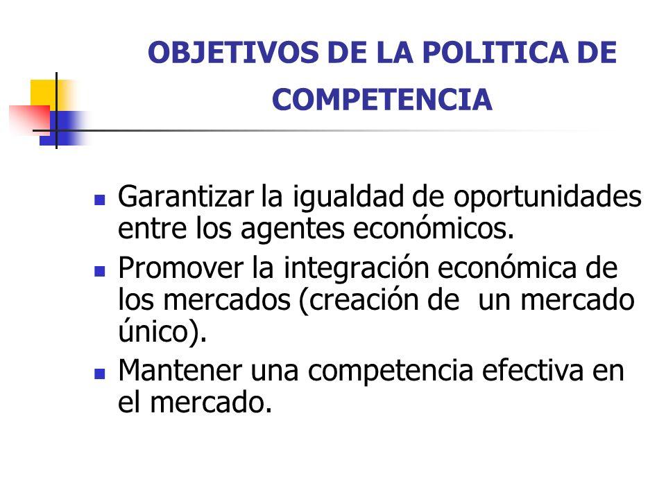 LAS AYUDAS DE ESTADO Y LA COMPETENCIA Distorsionan el modelo competencia-libertad económica y principio de igualdad.