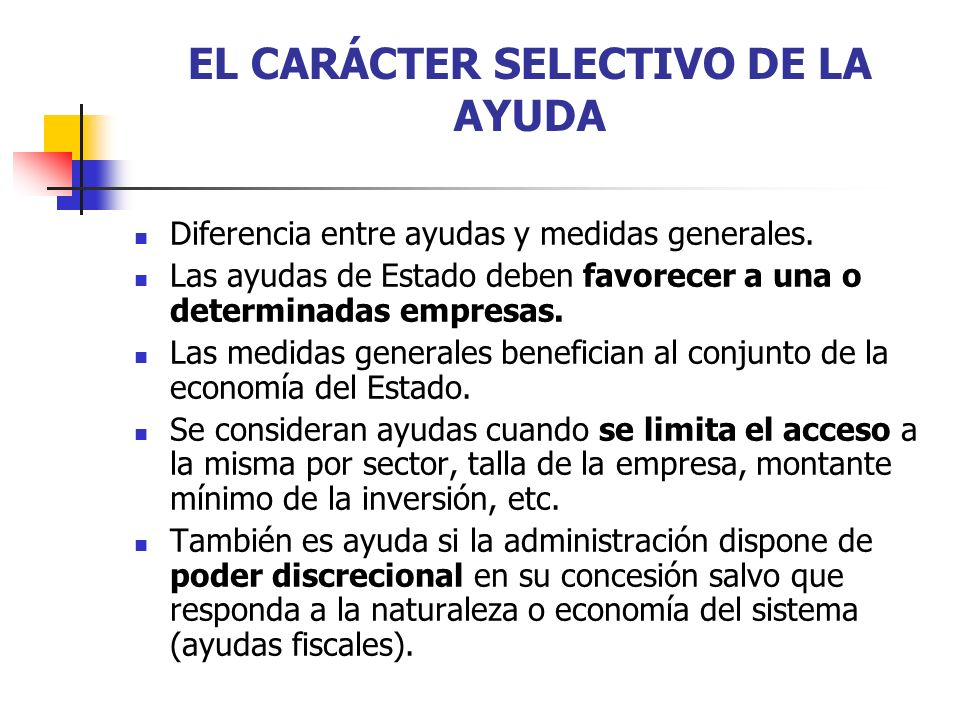 Ayudas públicas en España Artículo 11 LDC permite: Realizar informes sobre ayudas Dirigir propuestas conducentes al establecimiento de la competencia Sin perjuicio de las competencias de la Comisión Europea (artículos 107 a 109 TCE) Competencias consultivas Promoción de la competencia Reforzada por la legitimación activa de la autoridad para impugnar ante los tribunales cualquier acto administrativo o norma inferior a rango de ley (artículo 12.3 y 13.2)