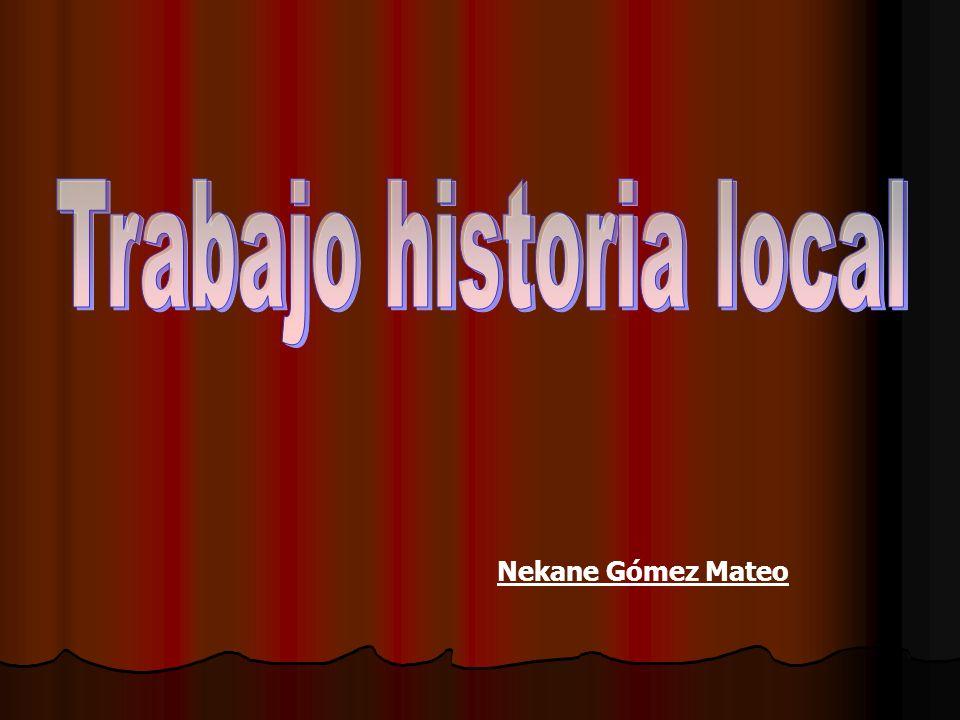 Nekane Gómez Mateo