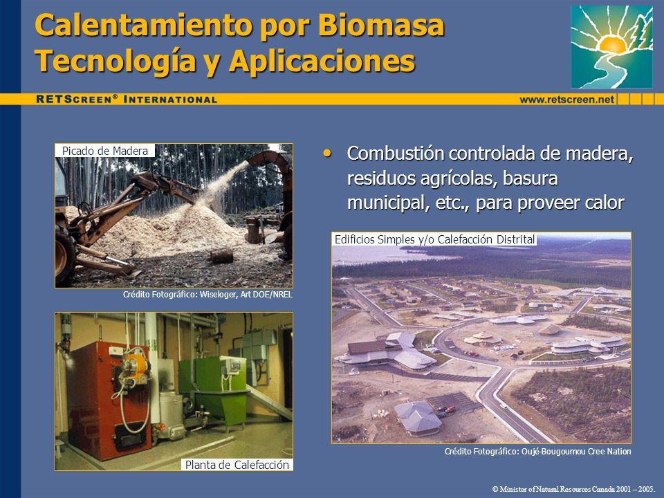 Calentamiento por Biomasa Tecnología y Aplicaciones Picado de Madera Planta de Calefacción Edificios Simples y/o Calefacción Distrital Crédito Fotográ