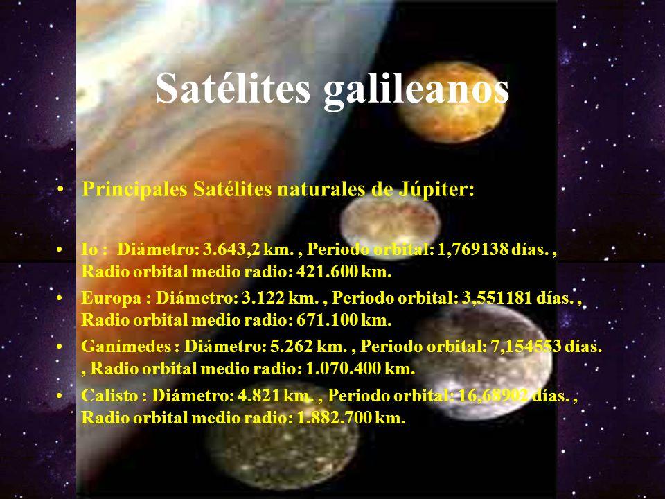 Júpiter Las teorías de formación del planeta son de dos tipos: Formación a partir de un núcleo de hielos de una masa en torno a 10 veces la masa terre
