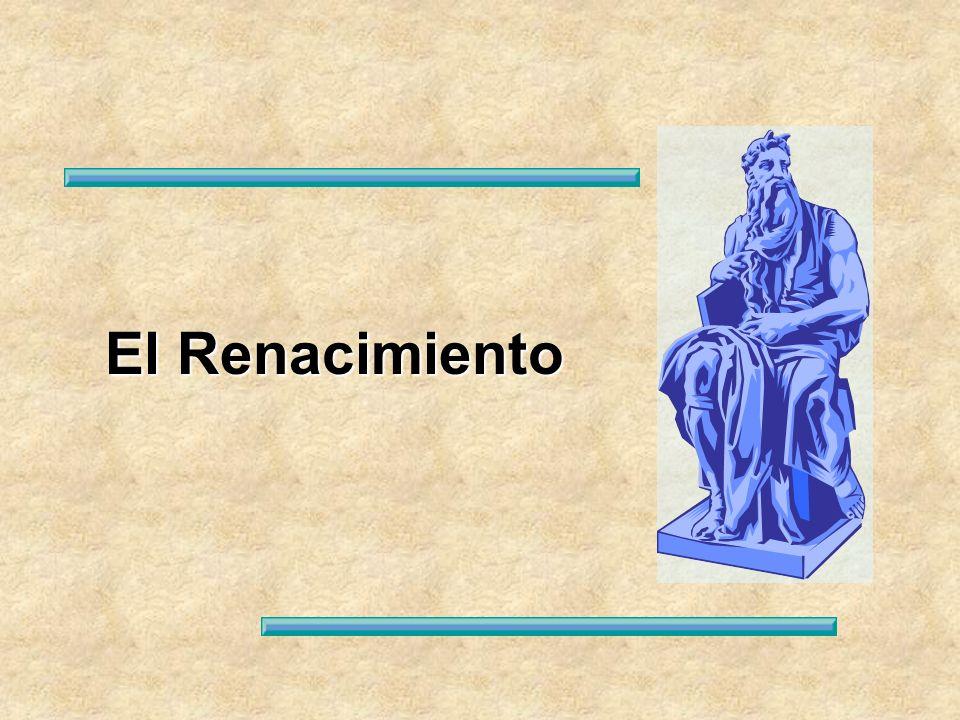 Definición de Renacimiento Se denomina Renacimiento al periodo de la Historia europea, caracterizada por un renovado Interés por el pasado grecorromano clásico y especialmente por su arte.