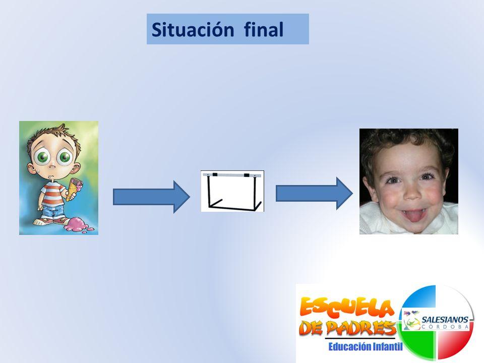Situación final
