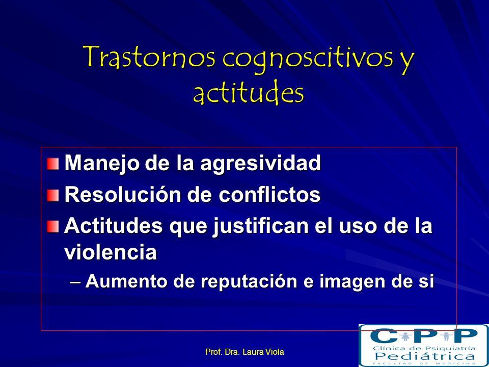 II. Trastornos Emocionales y de conducta AnsiedadDepresión Alteraciones en la mentalización