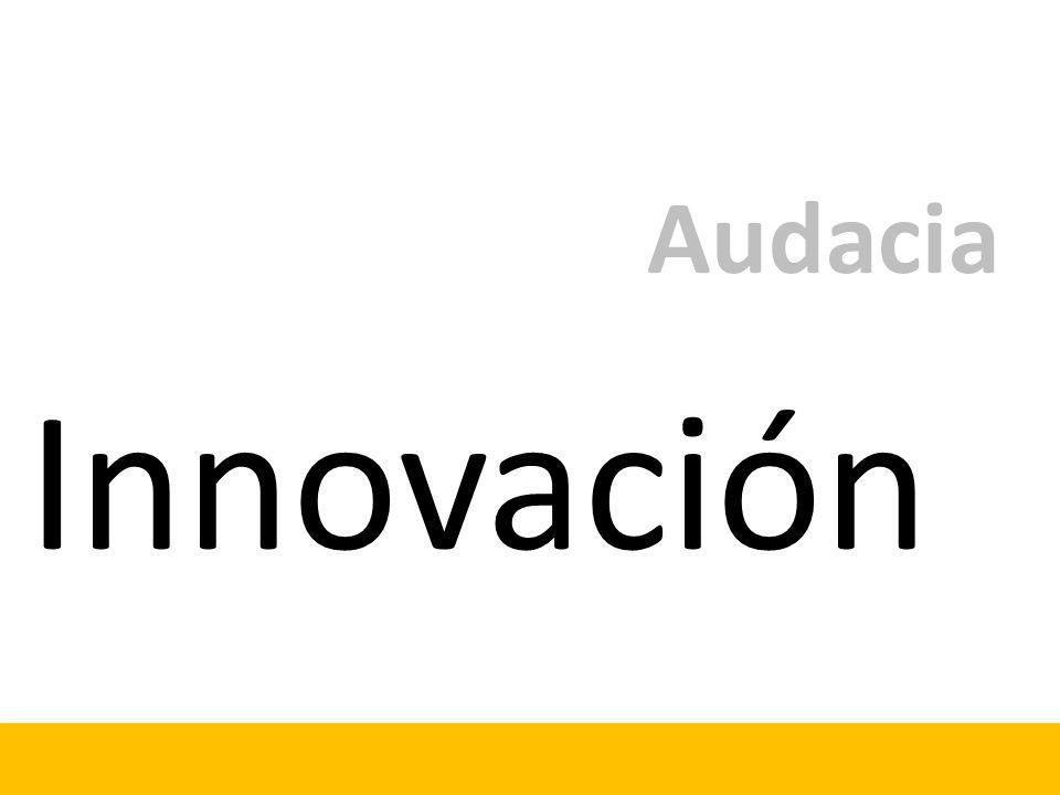 Innovación Audacia