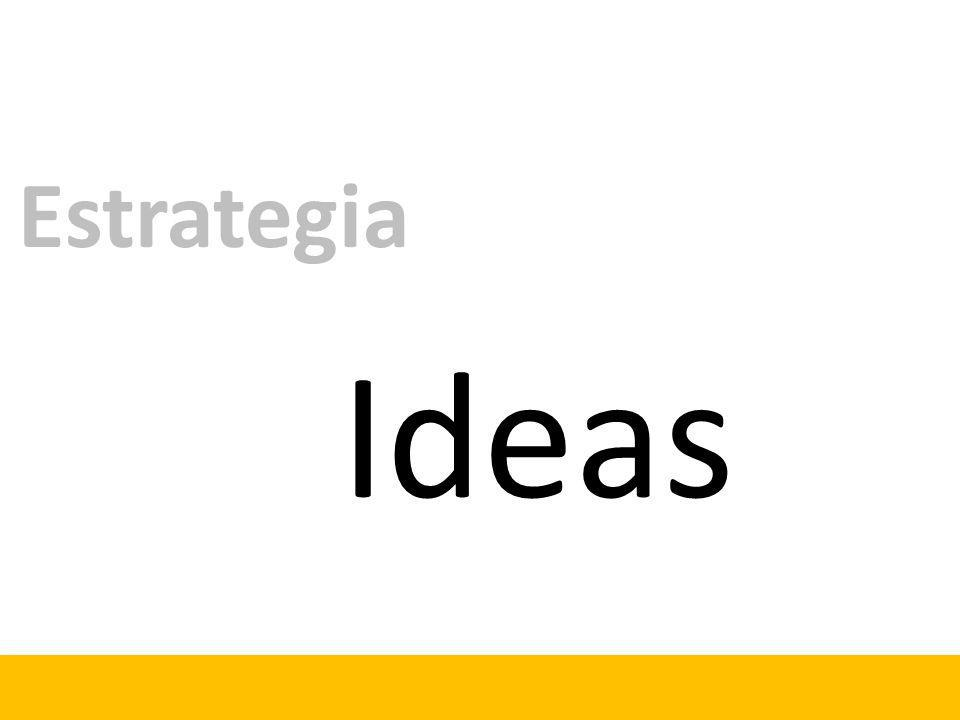 Ideas Estrategia