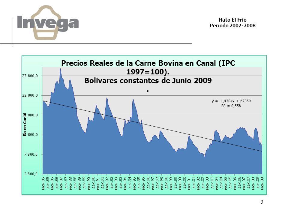 Hato El Frío Periodo 2007-2008 3