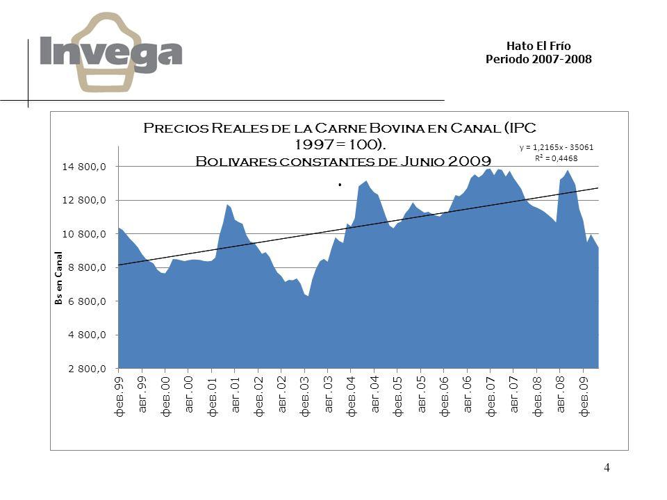 Hato El Frío Periodo 2007-2008 4