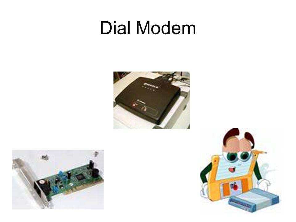 Dial Modem