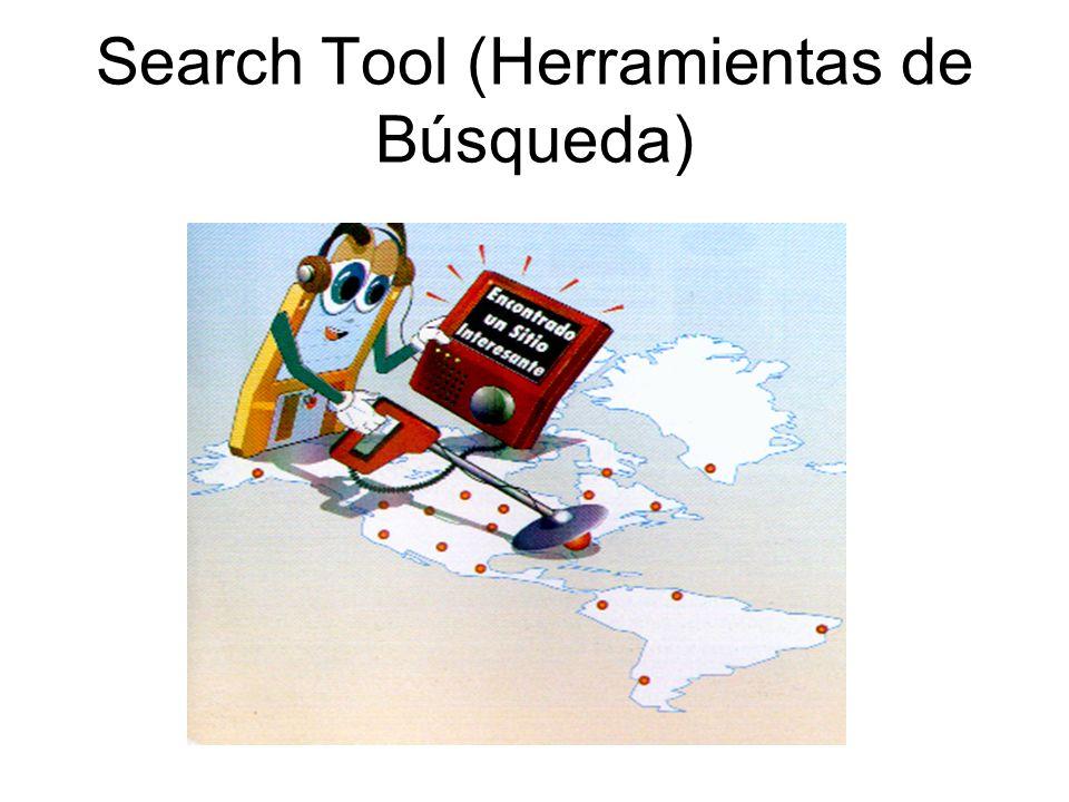 Search Tool (Herramientas de Búsqueda)