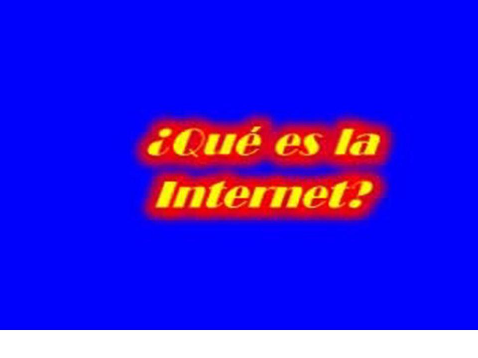 ¿Qué le ofrece la Internet.La Internet le ofrece muchas opciones divertidas y emocionantes.