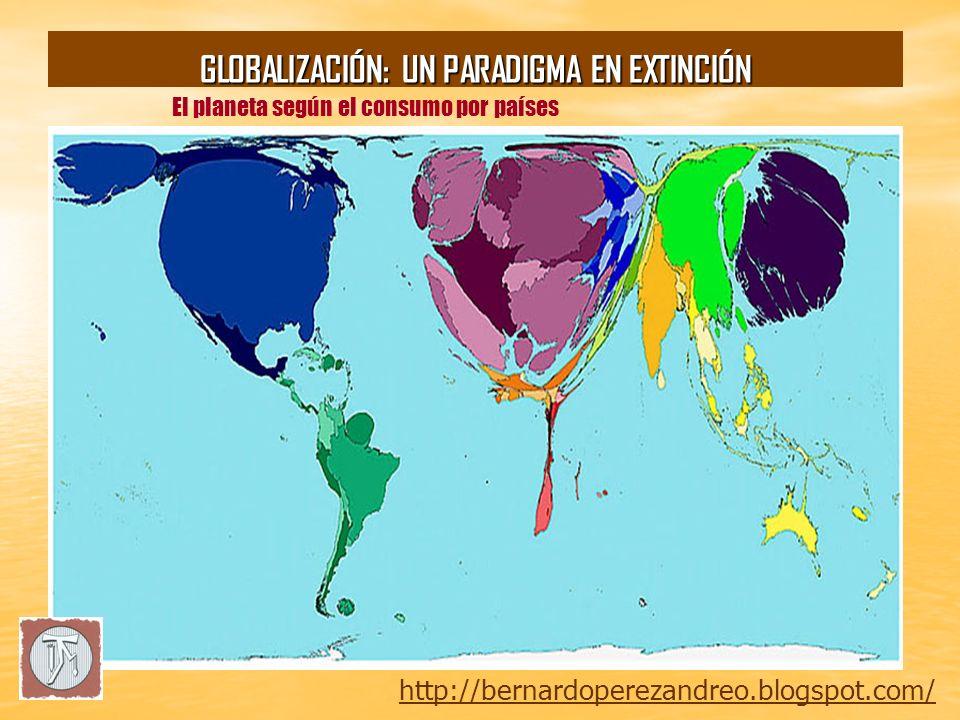 Crisis Ecológica: Huella Ecológica.2007. 1.8 ha media.