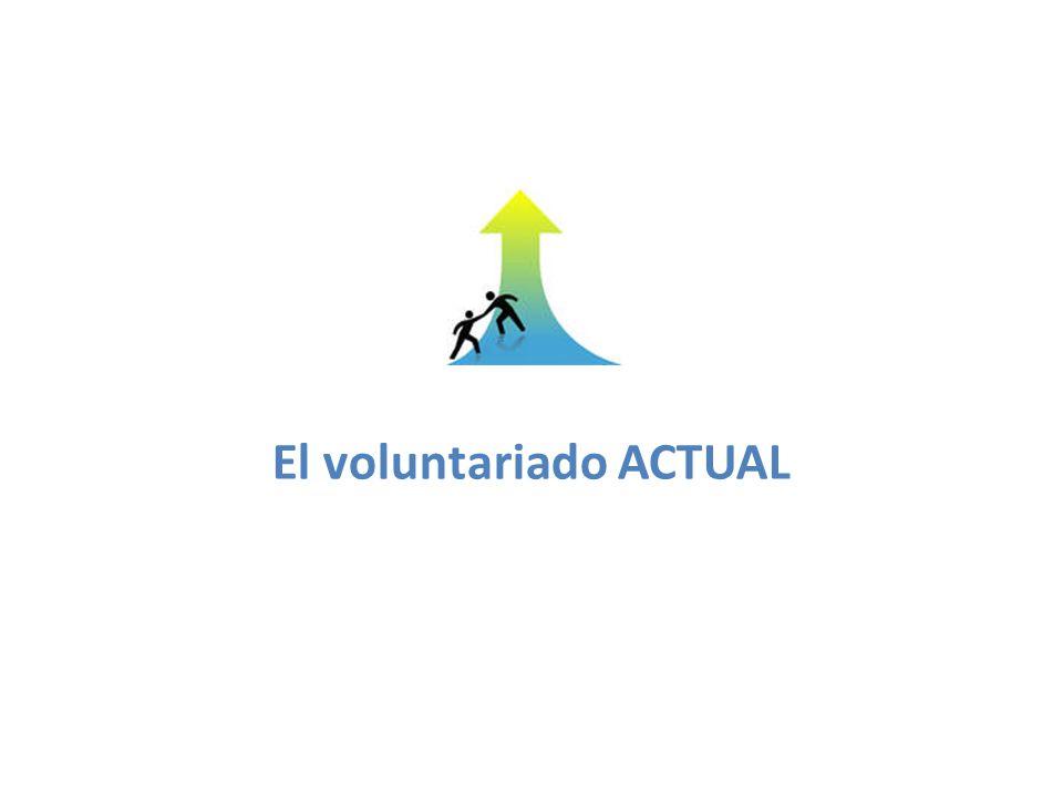 El voluntariado ACTUAL