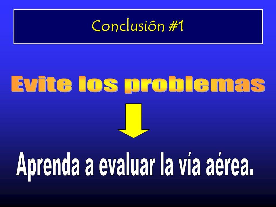 Conclusión #1