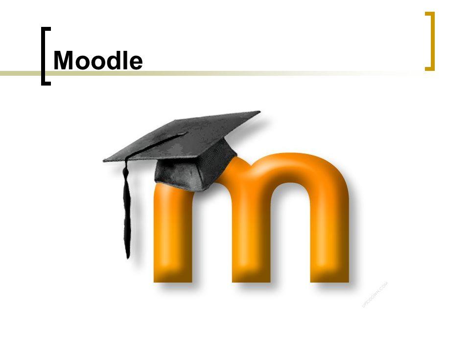 Moodle es un paquete de software para la creación y gestión de cursos, a través de Internet o de una Intranet Corporativa.