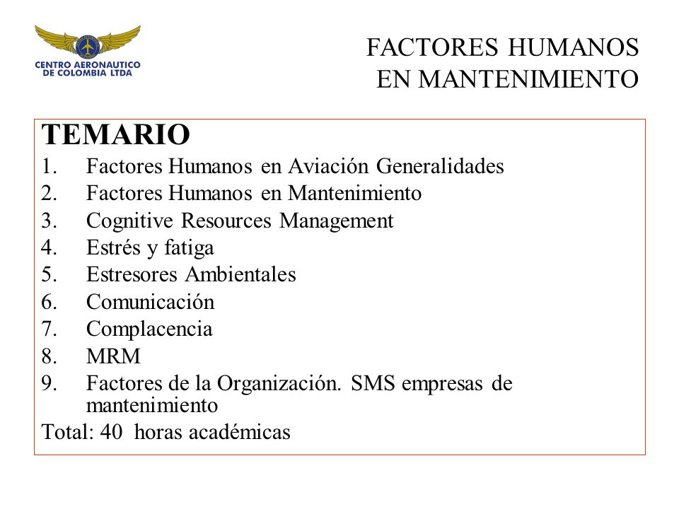 REFERENCIAS 1.Civil Aviation Authority, Safety Regulation Group.