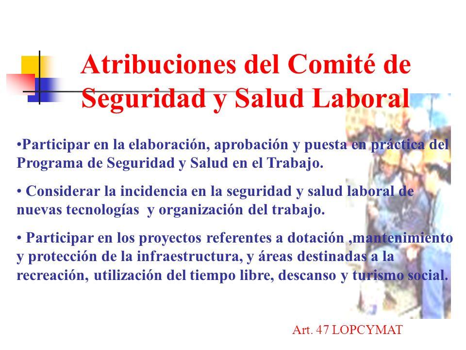DEBERES Y DERECHOS DE LOS TRABAJADORES Y TRABAJADORAS Art. 53 Y 54 LOPCyMAT