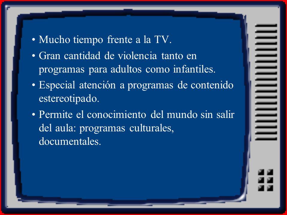Aplicación en la escuela TV.