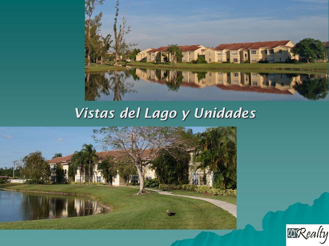Vistas del Lago y Unidades