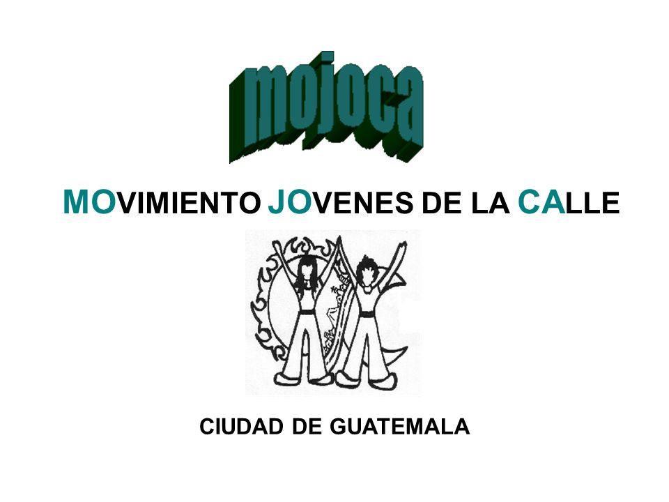 MO VIMIENTO JO VENES DE LA CA LLE CIUDAD DE GUATEMALA