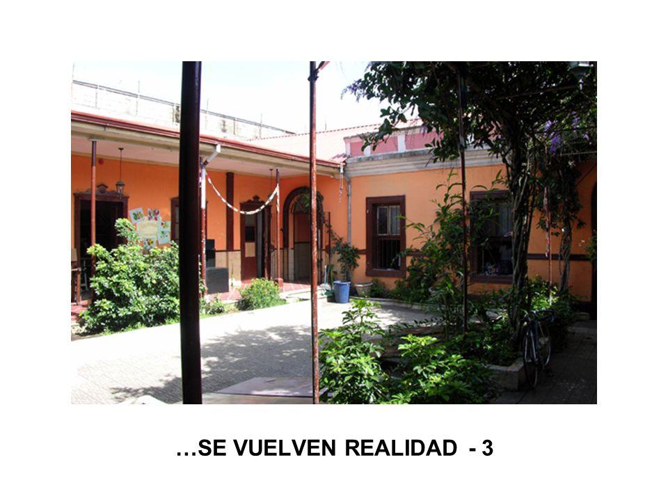 …SE VUELVEN REALIDAD - 3