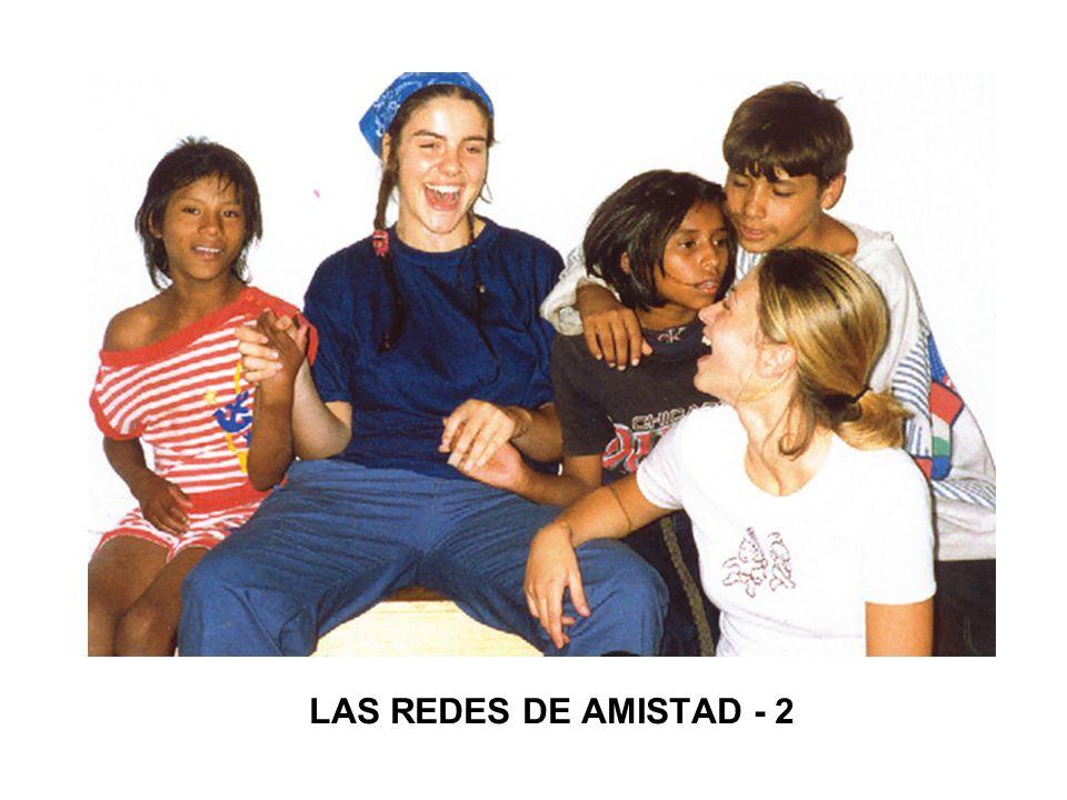 LAS REDES DE AMISTAD - 2