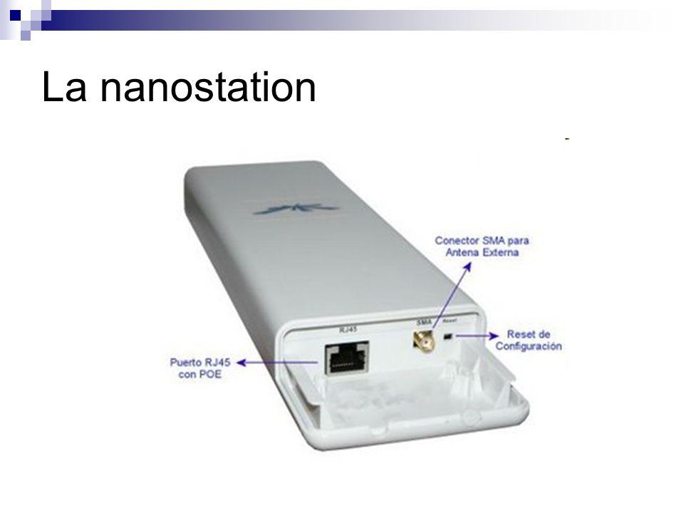 La nanostation