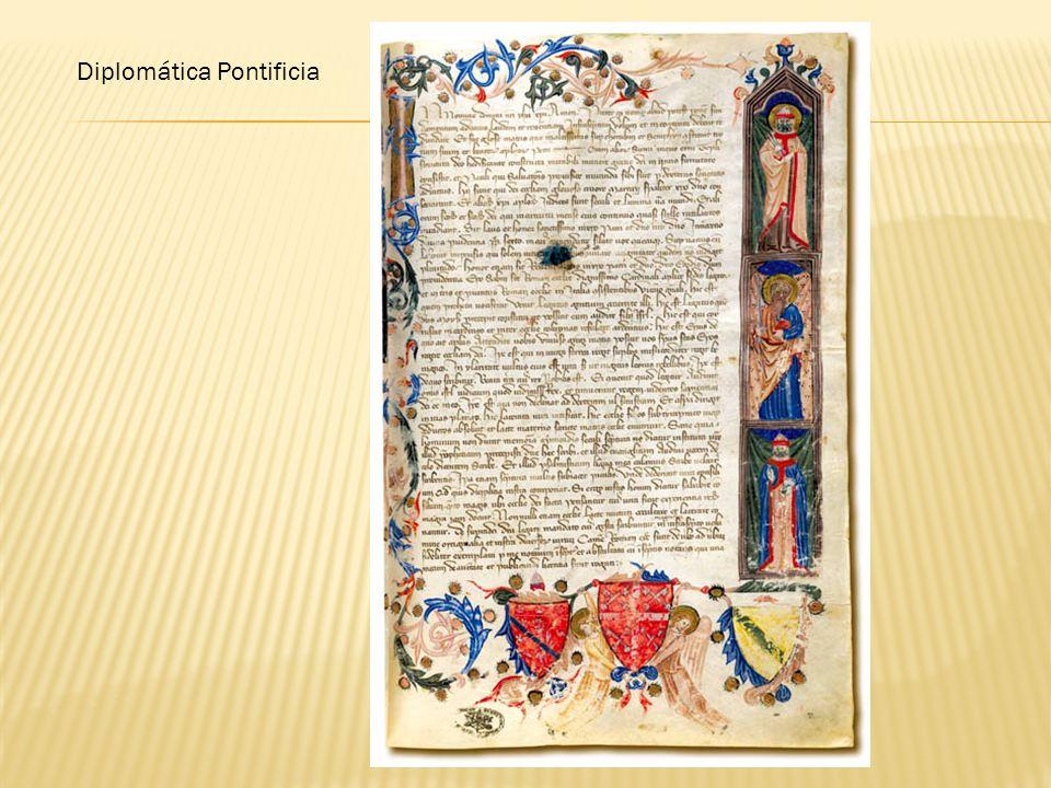 Diplomática Pontificia