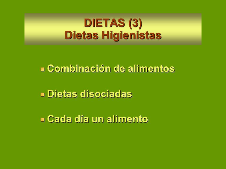 DIETAS (2) Dietas Macrobióticas Dieta Zen Dieta Zen