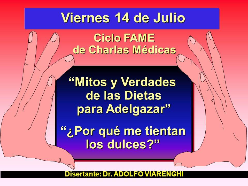 Obesidad: La epidemia del siglo XXI Dr. Adolfo Viarenghi Ciclo de Charlas Médicas 2006