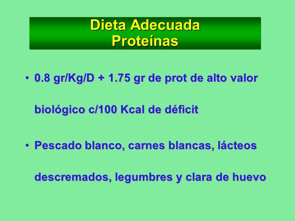 ¿Engordan los HdC? Recién cuando se comen más de 400-600 gr/d (1600-2400 calorías) de HdC, vía los Triglicéridos se depositan como grasa en el tejido