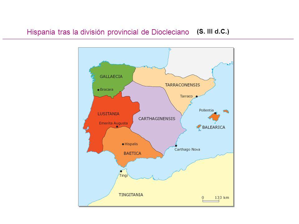 División S. IX