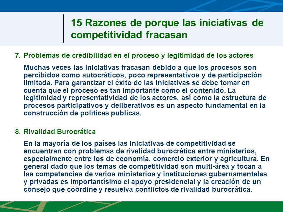 9.Paradigma de sector privado como enemigo Otra limitante fundamental es la de ver al sector privado como aprovechadores o ladrones.