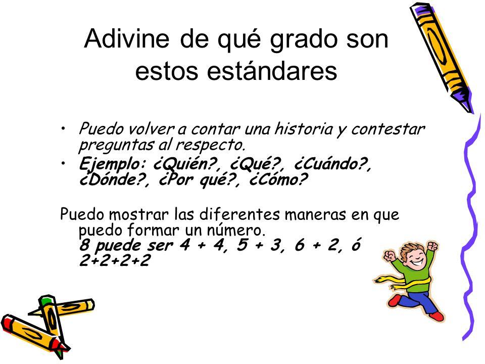 De Kinder al tercer (3) grado aprendemos a leer De cuarto (4) grado en adelante leemos para aprender