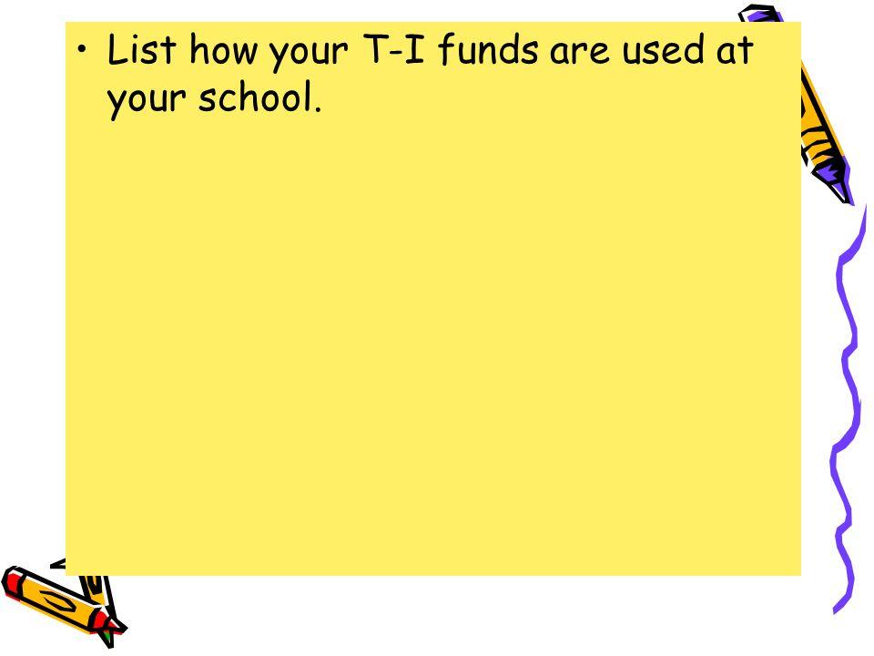 ¿Quien decide como utilizar los fondos.