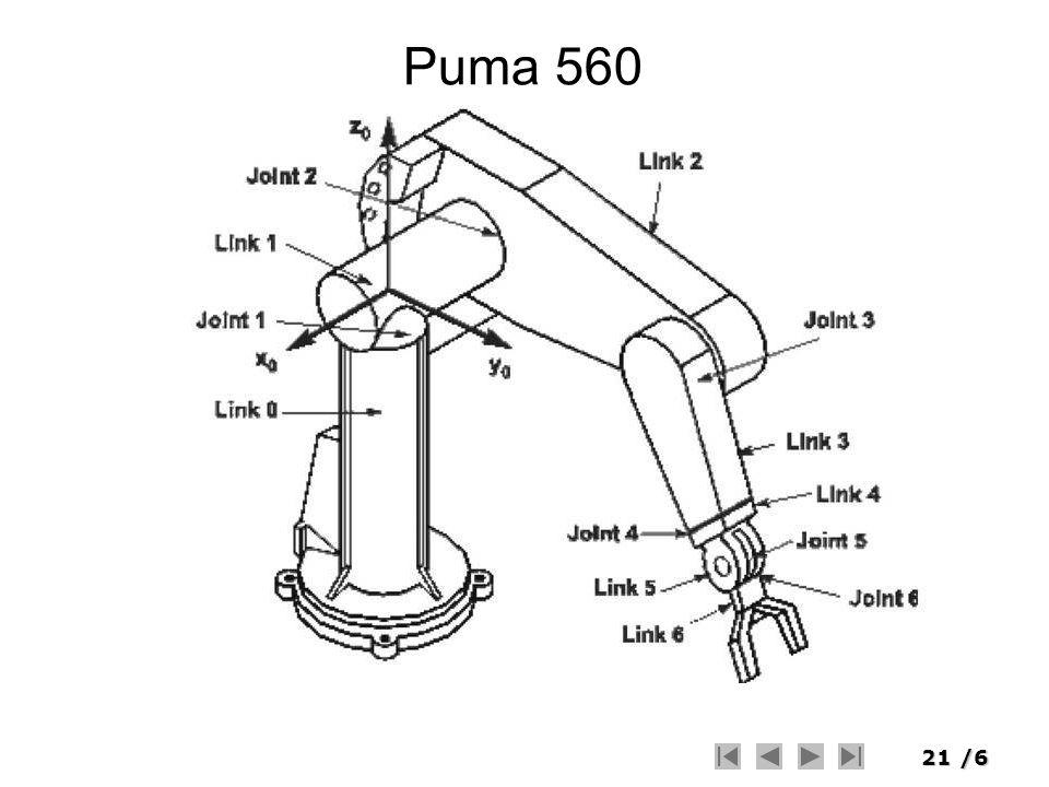 21/6 Puma 560