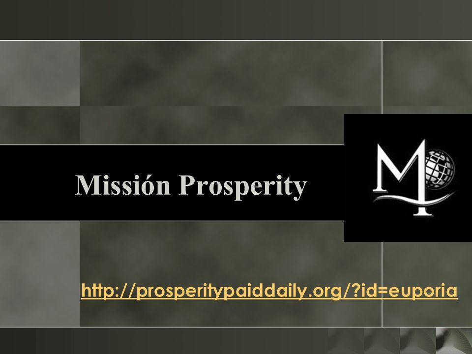 El plan de Prosperity Paid Daily, tiene un solo objetivo hacer que cada uno de los que se involucren en este plan puedan hacer grandes ganancias de dinero.