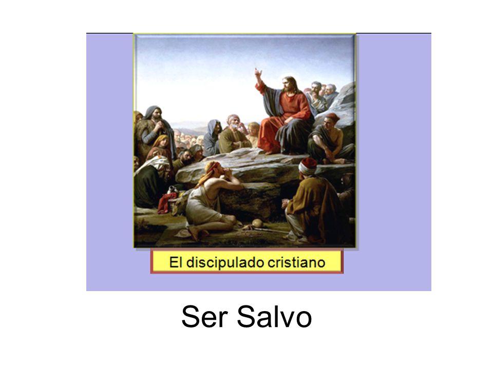 La salvación, ¿Qué es.